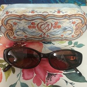 """Brighton Sunglasses """"Made In The Shade"""" with Case"""